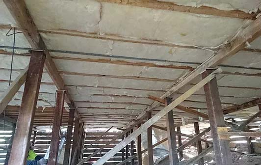 commercial insulation services
