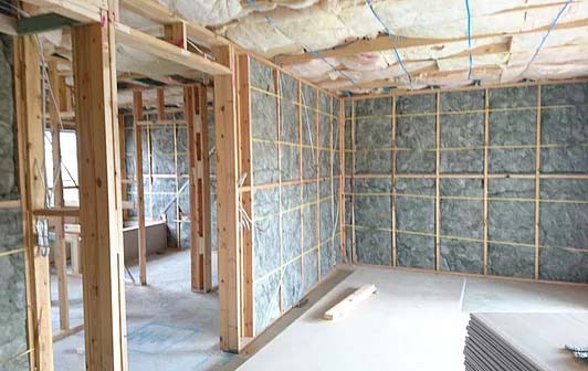 House Building Insulation